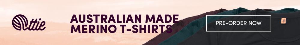 Australian Made Merino T-Shirts